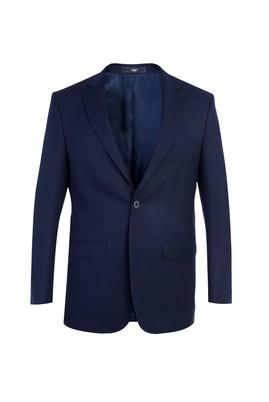 Erkek Giyim - Mavi 50 Beden Klasik Ceket