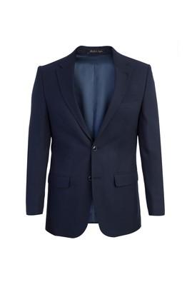 Erkek Giyim - Lacivert 50 Beden İtalyan Kuşgözü Ceket