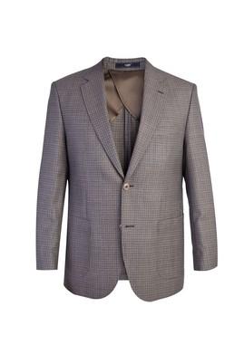 Erkek Giyim - HAKİ 54 Beden Kuşgözü Ceket