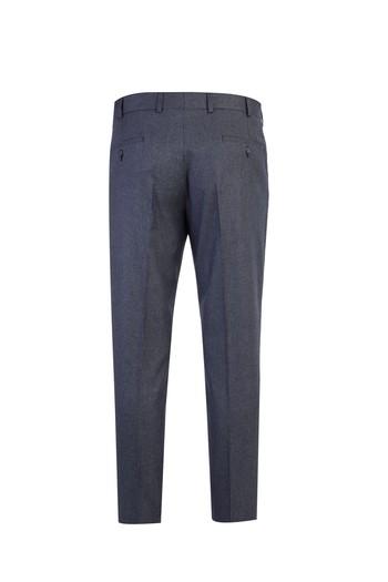 Erkek Giyim - Yelekli Ekose Takım Elbise