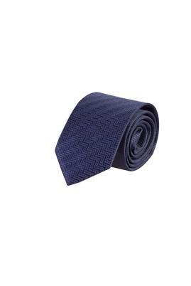 Erkek Giyim - Lacivert  Beden Desenli Kravat