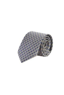 Erkek Giyim - KOYU YESİL 70 Beden Desenli Kravat