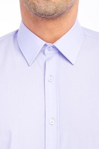 Erkek Giyim - Uzun Kol Slim Fit Gömlek