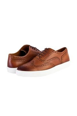 Erkek Giyim - TABA 45 Beden Bağcıklı Casual Ayakkabı