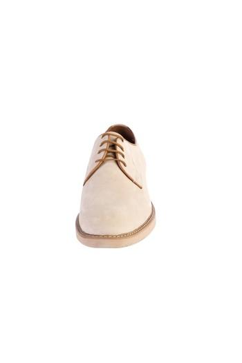 Erkek Giyim - Bağcıklı Nubuk Casual Ayakkabı