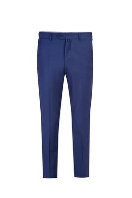 Erkek Giyim - Mavi 48 Beden Klasik Pantolon