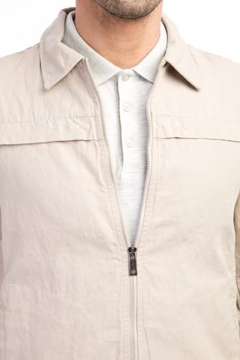 Erkek Giyim - Keten Mont