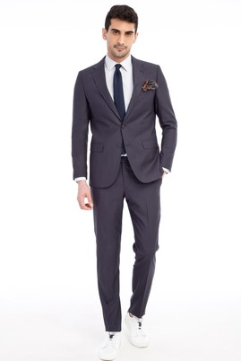Erkek Giyim - Marengo 52 Beden Klasik Takım Elbise