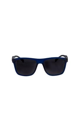 Erkek Giyim - Mavi STD Beden UV Korumalı Kemik Çerçeveli Güneş Gözlüğü
