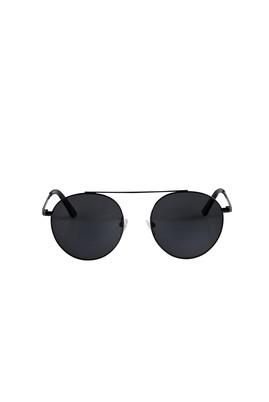 Erkek Giyim - Antrasit STD Beden Metal Çerçeveli Güneş Gözlüğü