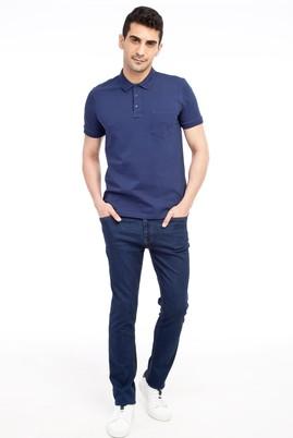 Erkek Giyim - Mavi 54 Beden Denim Pantolon