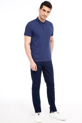 Erkek Giyim - Lacivert 48 Beden Denim Pantolon