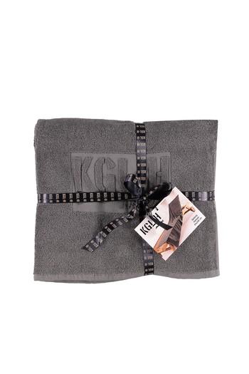 Erkek Giyim - Jakarlı Şezlong Havlusu