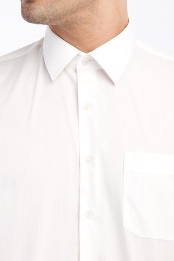 Erkek Giyim - Regular Fit Kısa Kol Gömlek