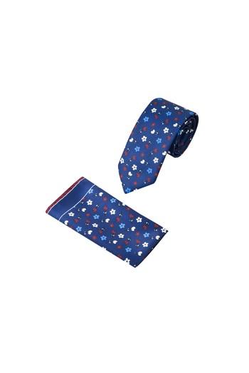 Erkek Giyim - 2'li Kravat Mendil Set