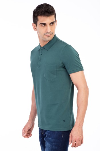 Polo Yaka Klasik Regular Fit Tişört