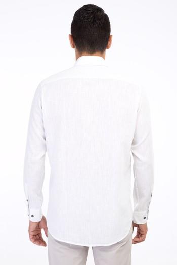 Erkek Giyim - Uzun Kol Spor Gömlek