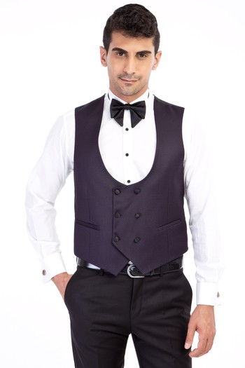 Slim Fit Şal Yaka Smokin / Damatlık