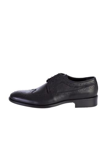 Erkek Giyim - Bağcıklı Klasik Deri Ayakkabı