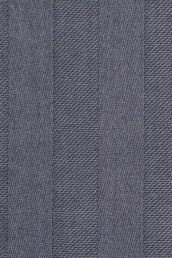 Erkek Giyim - Çift Kişilik Çizgili Pamuk Saten Nevresim Takımı