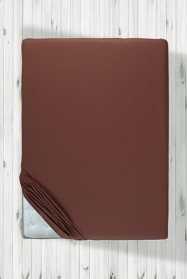 Erkek Giyim - Sarı STD Beden 160x200 Fitted / Lastikli Çarşaf