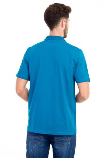 Erkek Giyim - Polo Yaka Klasik Tişört