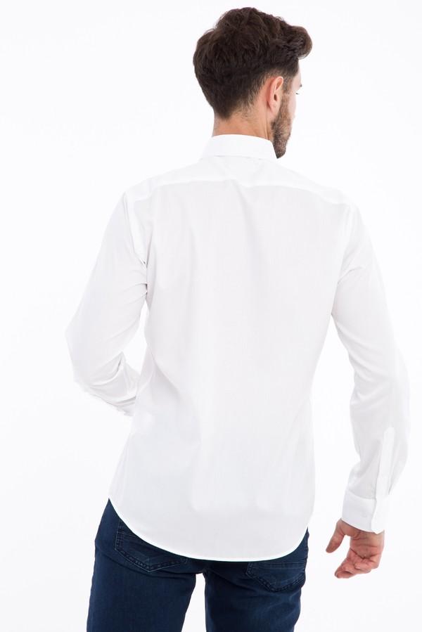 Uzun Kol Non Iron Saten Slim Fit Gömlek
