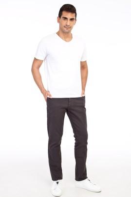 Erkek Giyim - Füme Gri 54 Beden Spor Pantolon