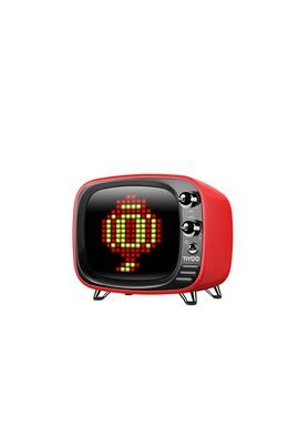 Erkek Giyim - Kırmızı STD Beden Tivoo Pixel Art Smart Bluetooth Hoparlör