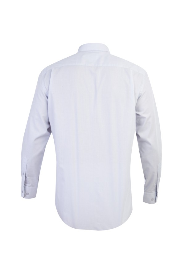 Uzun Kol Klasik Gömlek