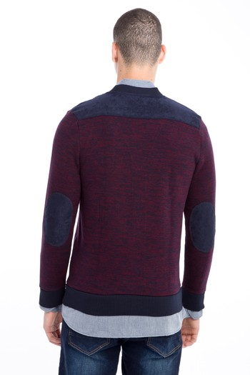 Slim Fit Sweatshirt / Hırka