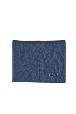 Erkek Giyim - Mavi STD Beden Deri Cüzdan