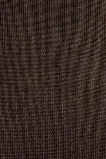 Erkek Giyim - Bato Yaka Yünlü Triko Kazak