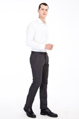 Erkek Giyim - Orta füme 54 Beden Kuşgözü Spor Pantolon