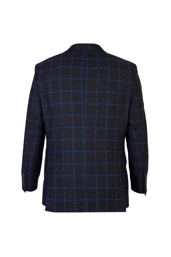 Klasik Kareli Ceket