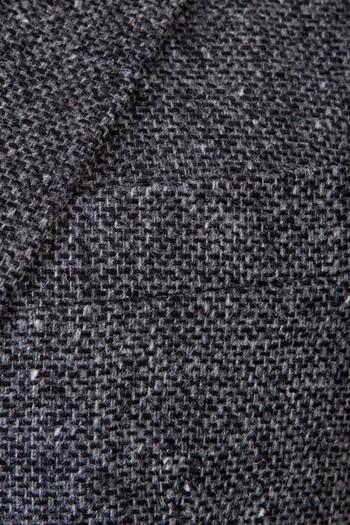 Erkek Giyim - İtalyan Yün Kuşgözü Ceket
