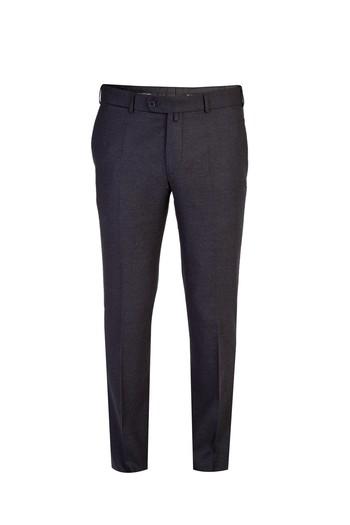 Erkek Giyim - İtalyan Yünlü Flanel Pantolon