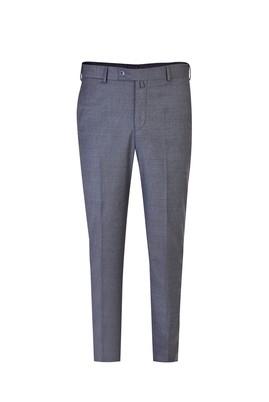 Erkek Giyim - Marengo 52 Beden Klasik Yünlü Kuşgözü Pantolon