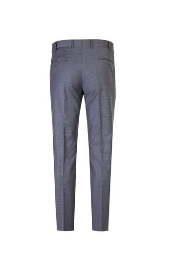 Erkek Giyim - Klasik Yünlü Kuşgözü Pantolon