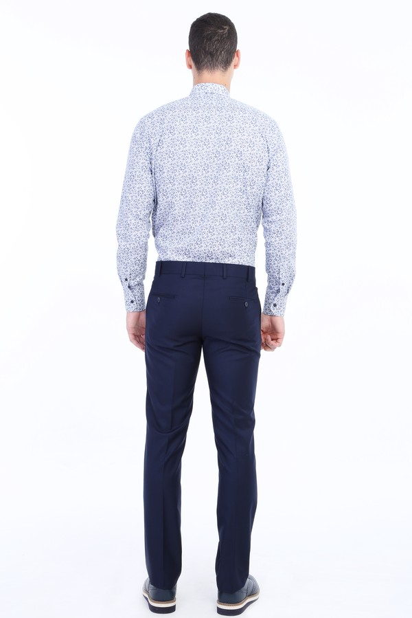 Slim Fit Klasik Pantolon