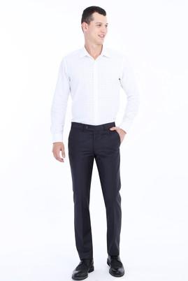 Erkek Giyim - MARENGO 46 Beden Slim Fit Klasik Pantolon