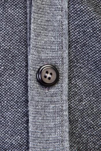 Erkek Giyim - Yünlü Desenli Hırka