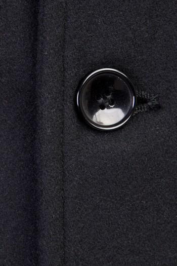 Erkek Giyim - Yünlü Kaban