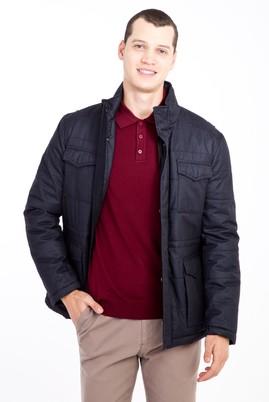 Erkek Giyim - ANTRASİT 3X Beden Bonded Kaban
