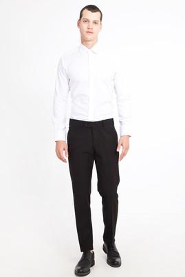 Erkek Giyim - SİYAH 48 Beden Klasik Pantolon