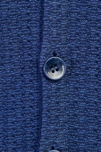 Erkek Giyim - Slim Fit Desenli Yelek