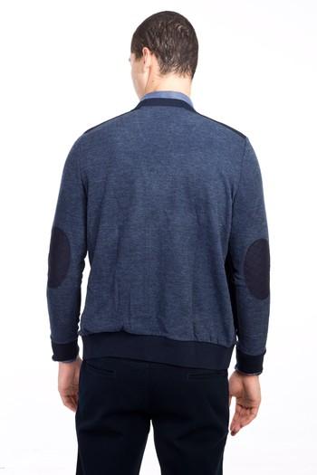 Erkek Giyim - Regular Fit Triko Hırka