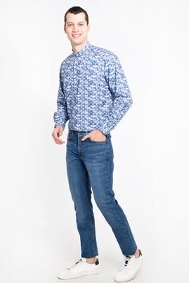 Erkek Giyim - GÖK MAVİSİ 46 Beden STOK OUTLET DENİM PANT