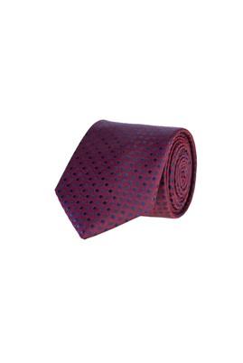 Erkek Giyim - BORDO  Beden Desenli Kravat