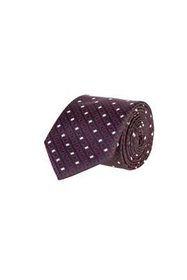 Erkek Giyim - KIRMIZI  Beden Desenli Kravat